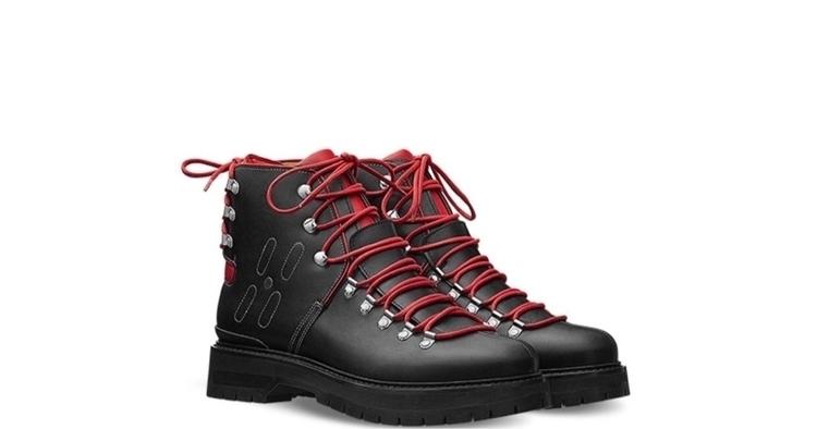 Hermes lace boot calfskin, pall - 2beornot2be | ello