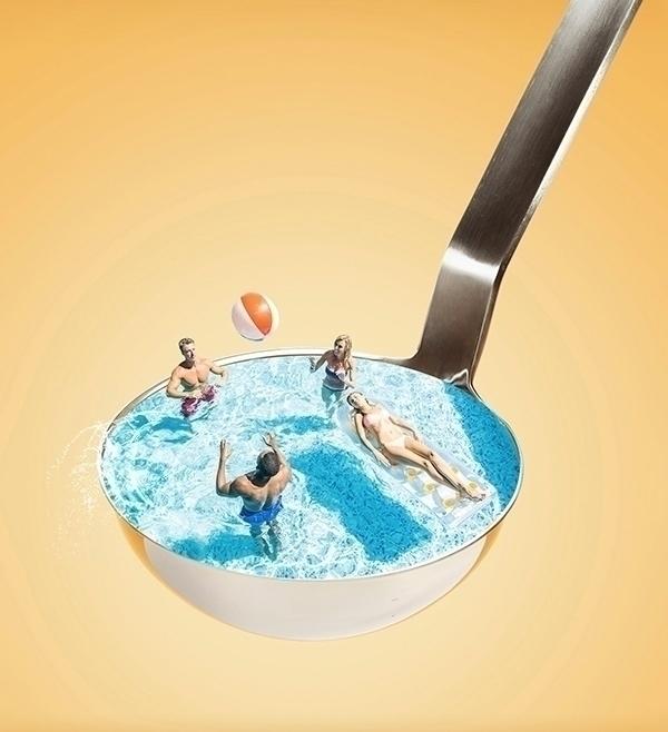 Serving Summer - summer, photography - mkrinsky | ello