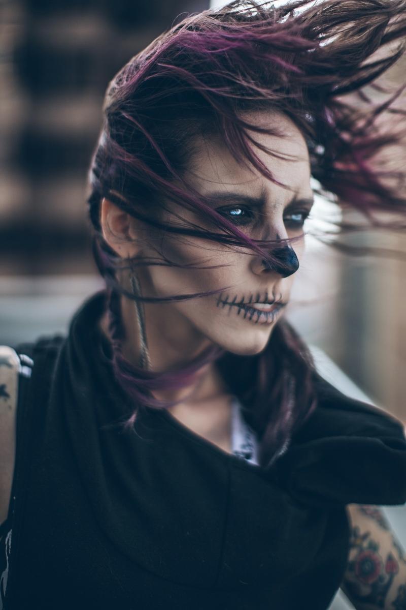 """Jennica"" — Photographer:Nova  - darkbeautymag   ello"