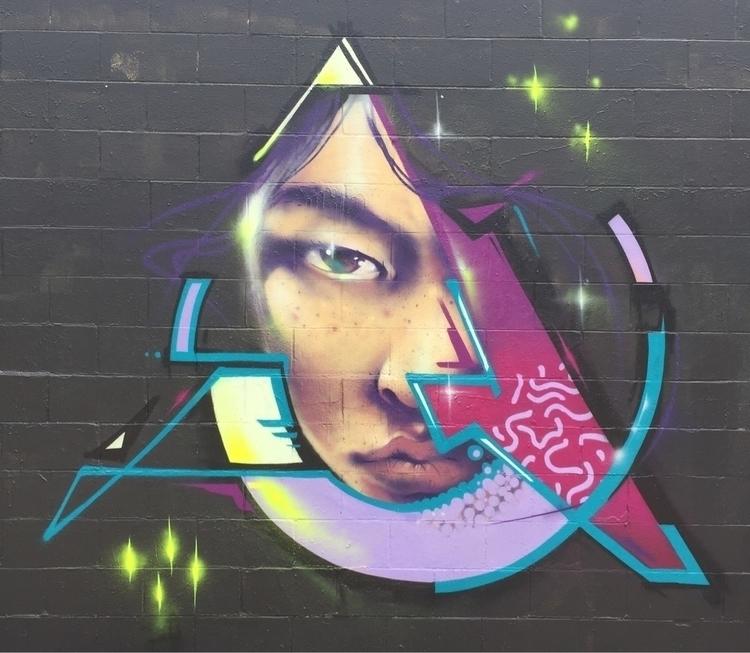 • Neo Anarchist - allspray, spraypaint - crete85 | ello