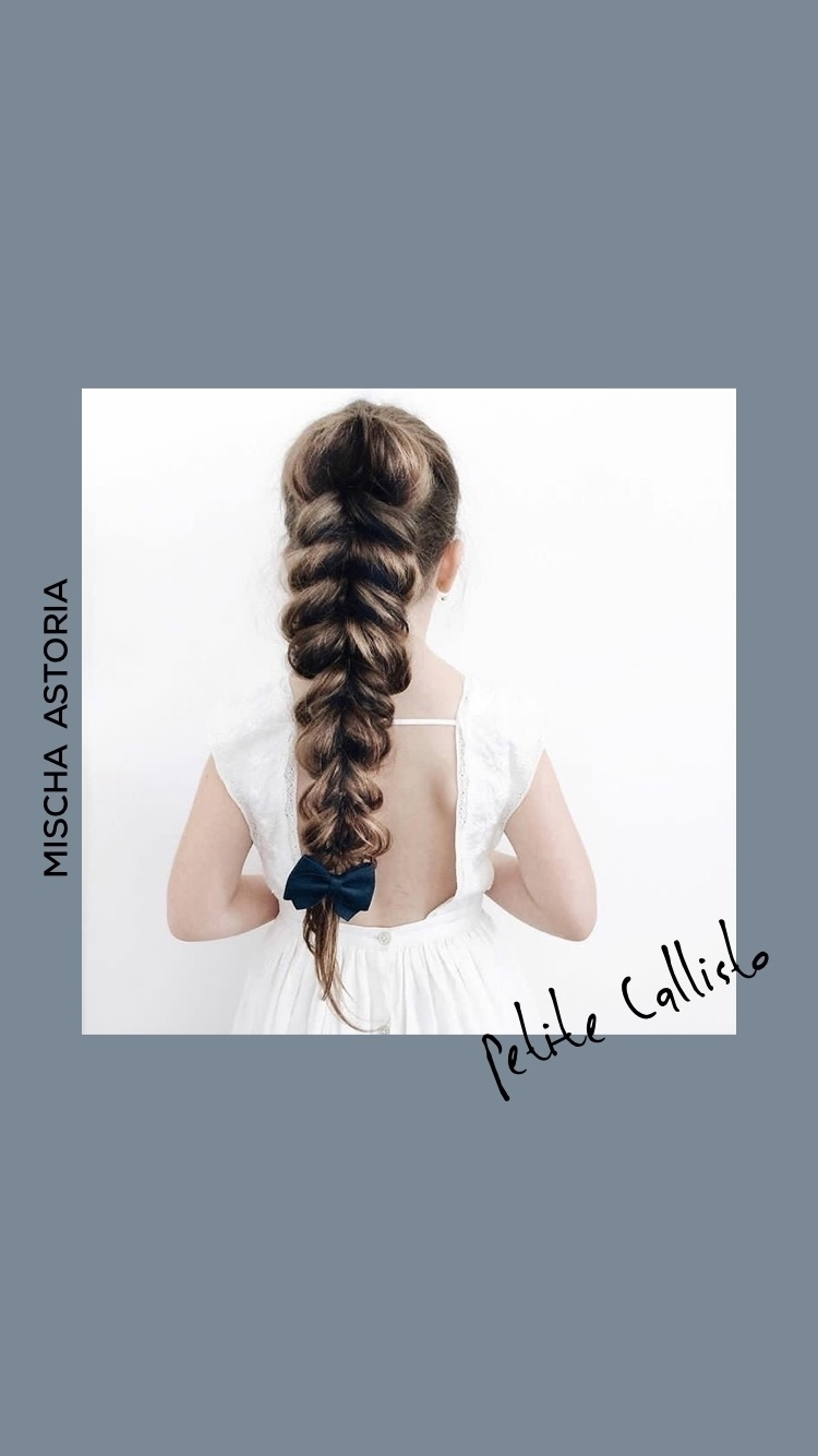 gorgeous braid paired Petite Ca - mischaastoria | ello