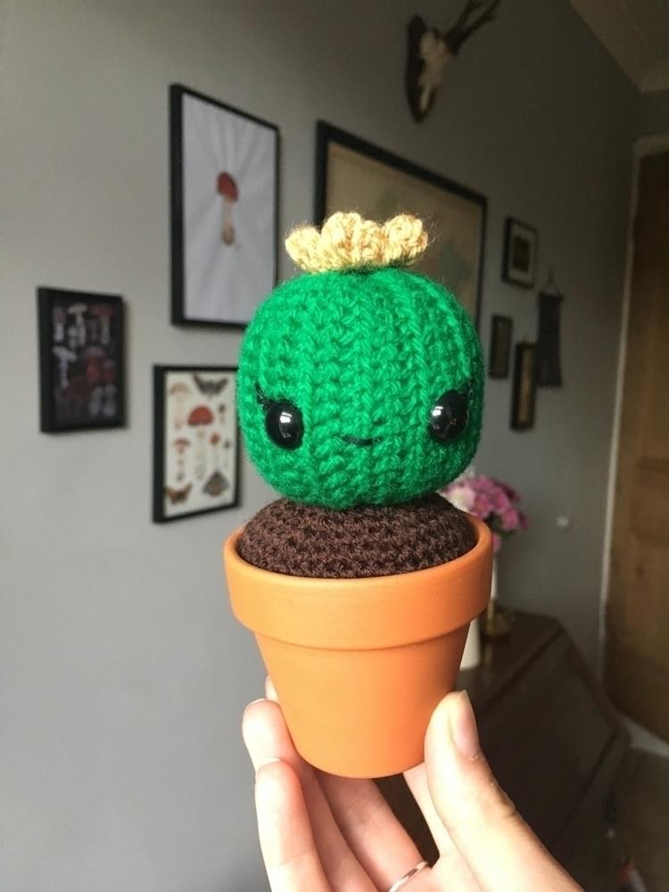 Cactus cutie - cactus, succulent - thestitchtower | ello