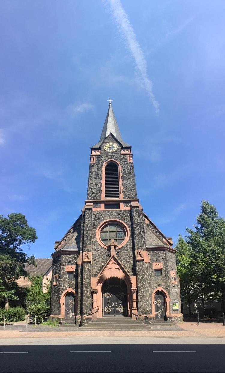 Offenbach - Church, Kirche - rowiro | ello