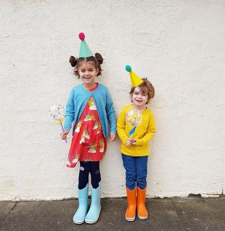 Happy 4th Birthday Tissy - eva_and_tissy | ello