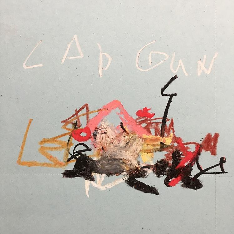 Cap Gun, 2016 | chalk, charcoal - jkalamarz | ello