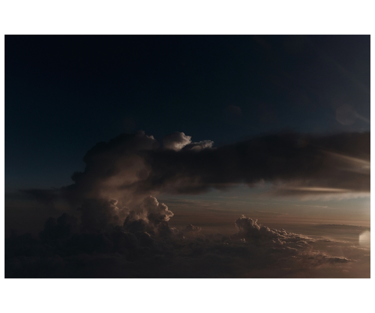 clouds, sky, aviation, flying - paulie | ello