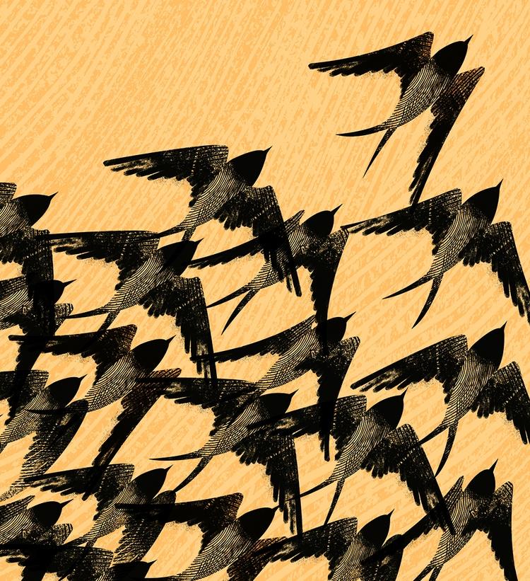 birdwatching,, childrensbooks, - saltyjingjing | ello