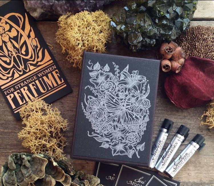 botanical, perfume, forstrangewomen - forstrangewomen | ello