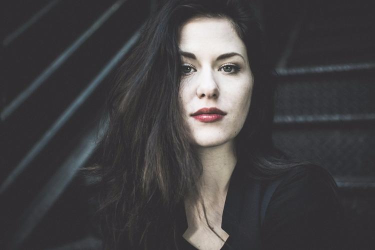 Kat Combs, actor - photography, portrait - iangarrickmason | ello