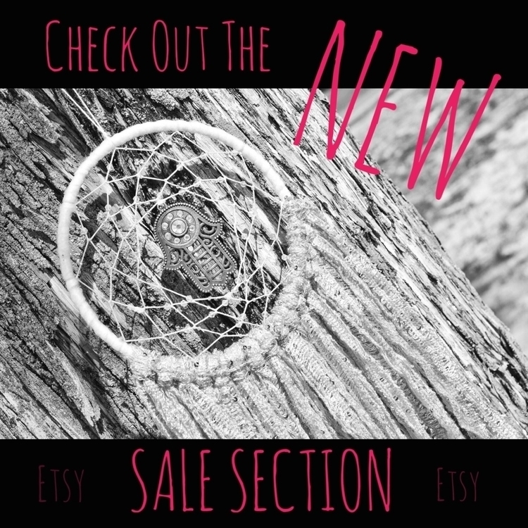 ive created sale section etsy s - thewoodsywitchh | ello