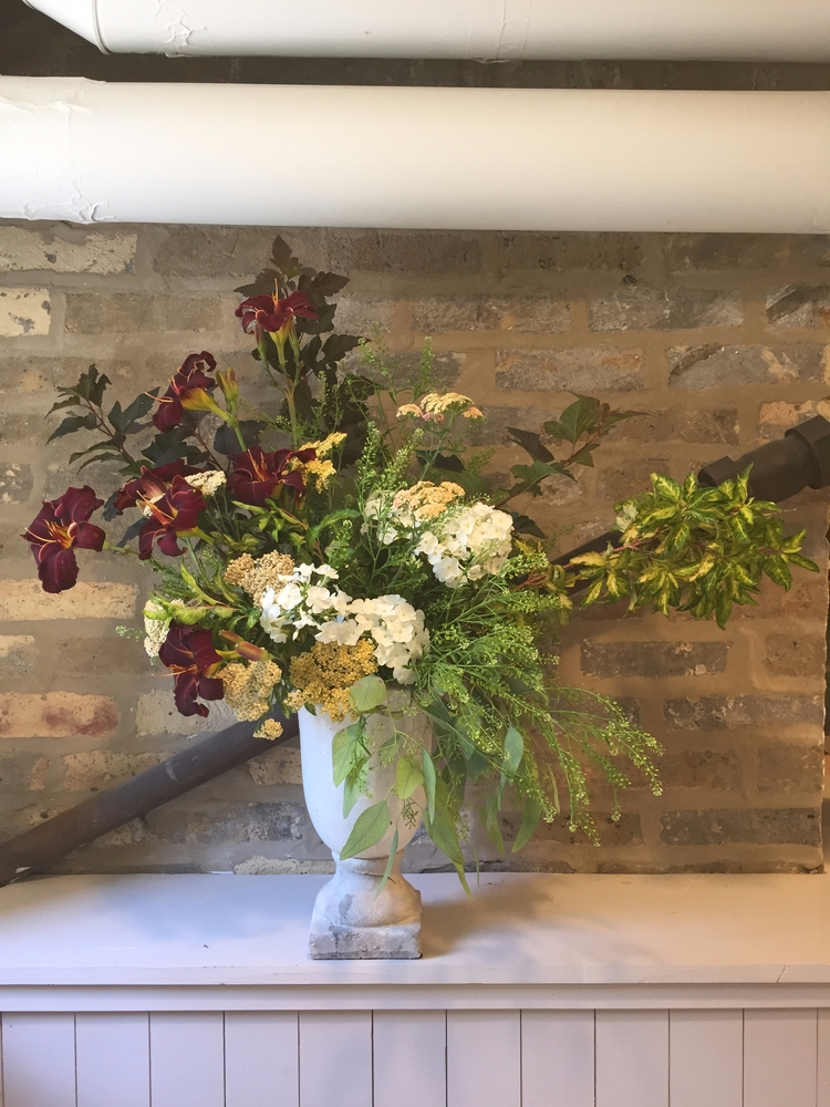 floral work. Field Florist, Chi - kaytbee6 | ello