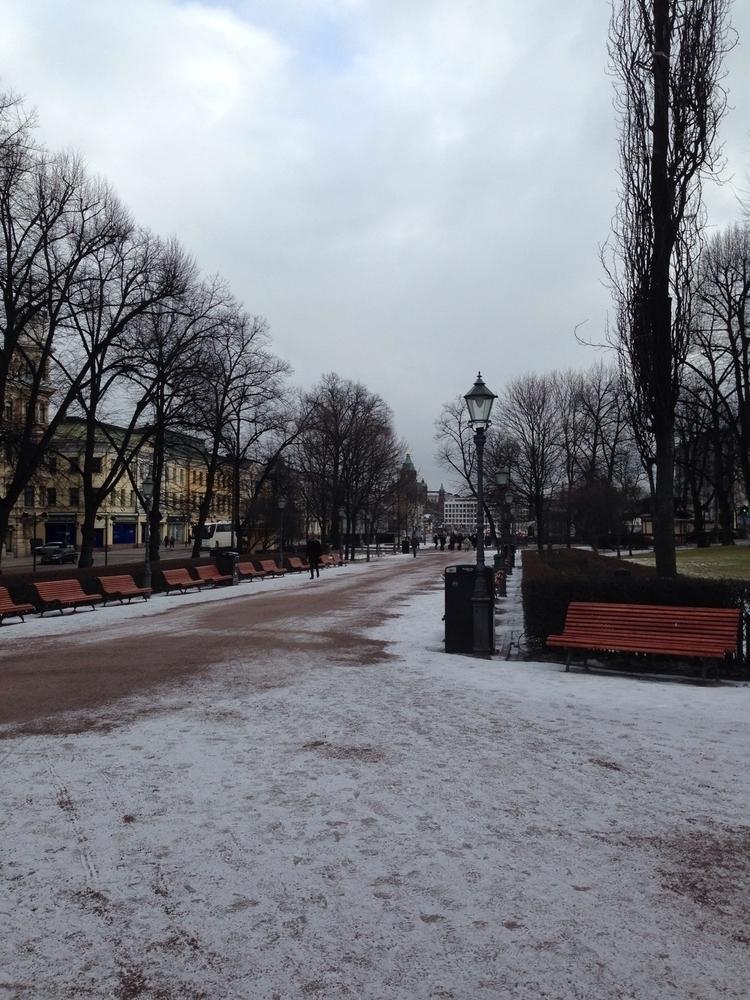 Helsinki, Winter - dikarv | ello