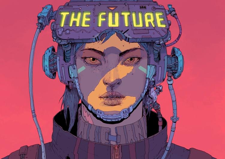 Amazing cyberpunk artwork Spani - fabimo | ello