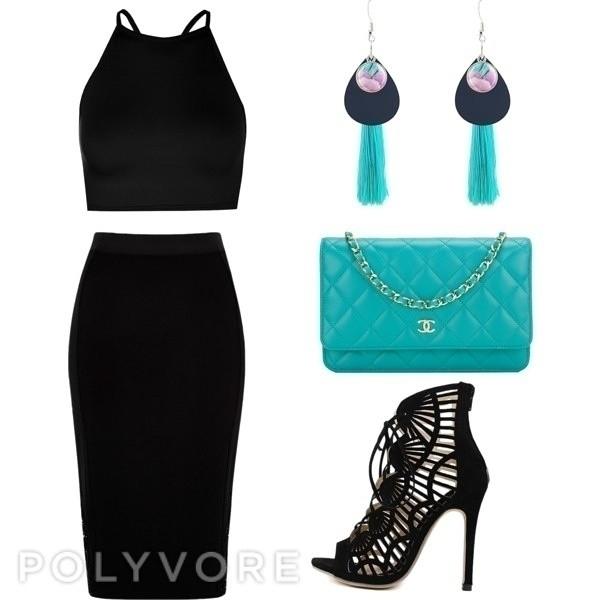 • Embrace fashionista! Pair bla - lionaleedesigns | ello