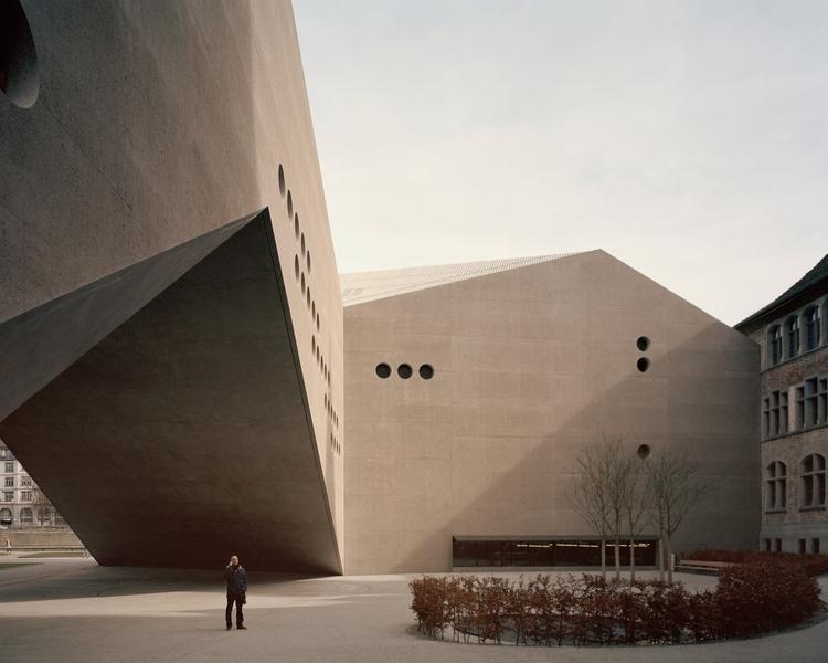 National Museum Zurich Christ - elloarchitecture   ello