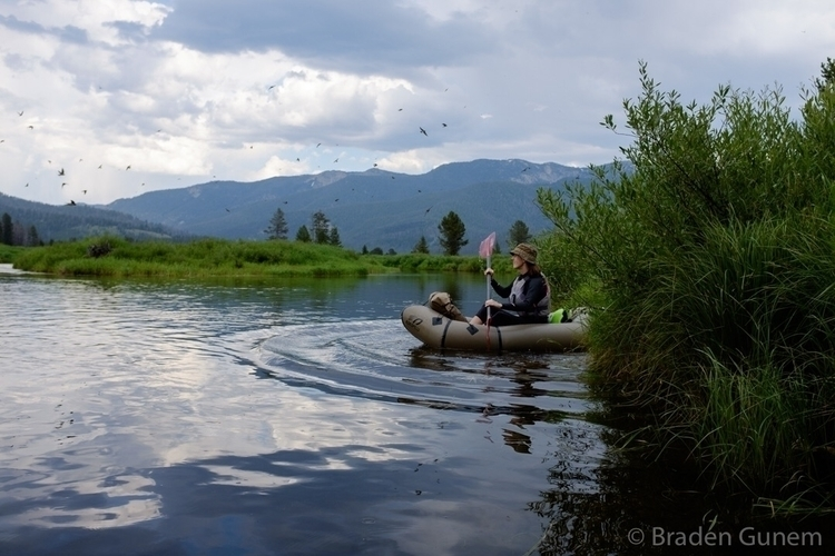 Birds Bugs - idaho, rivers, packrafting - bradengunem | ello