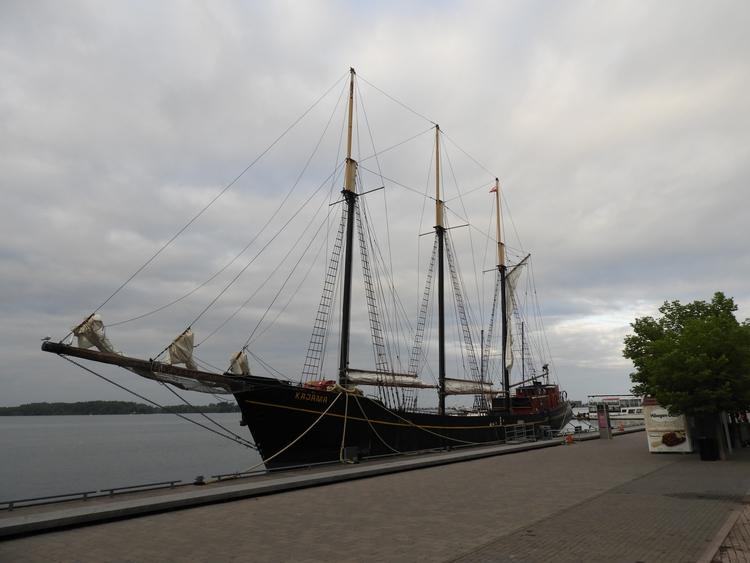 Tall Ship Kajama Harbourfront,  - koutayba | ello