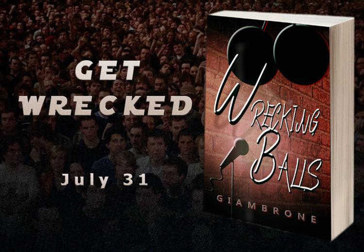 Wrecking Balls - recommend book - jgiambrone   ello