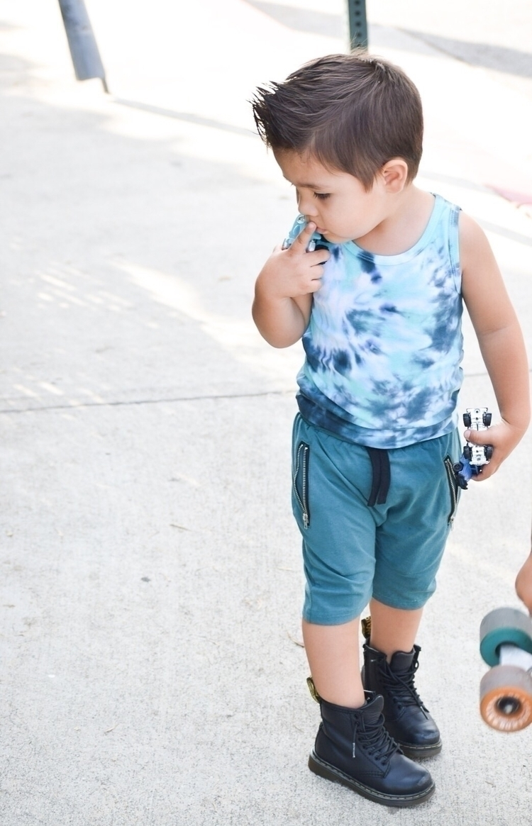 Elijah15 shorts tee - shopsmall - explorewithelijah | ello