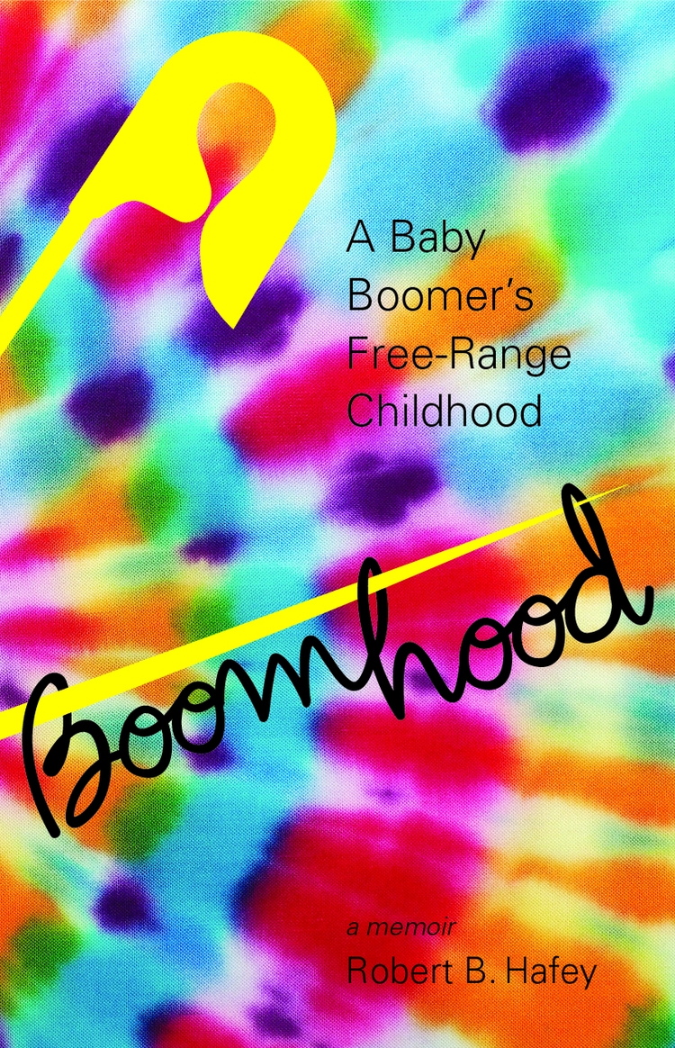 released memoir cover - boomhood - boomhood | ello
