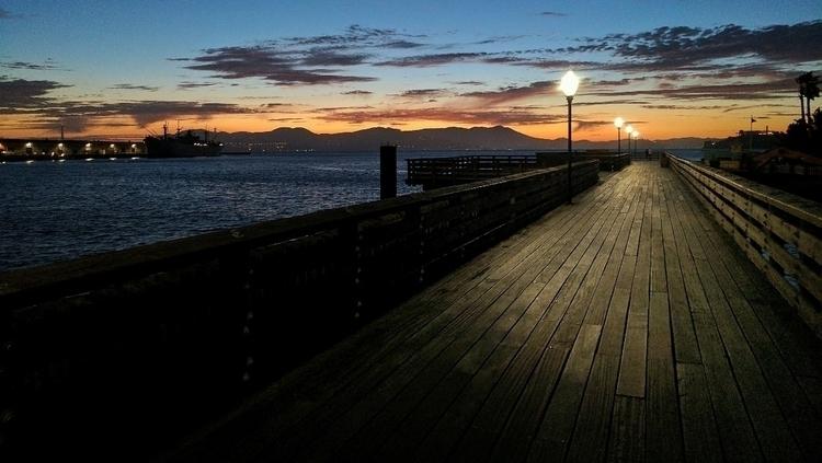 Sunset pier San Francisco - sanfrancisco - toddhphoto | ello