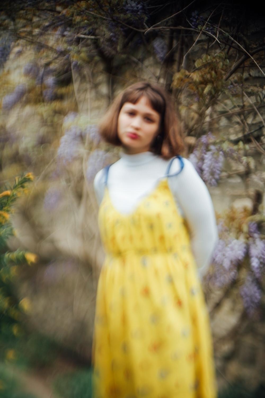 Yellow Dress | Mon Curated colo - monicumon | ello