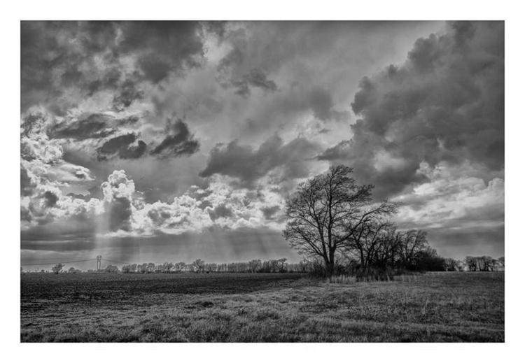 Oklahoma sky - gardenlovepoet - guillermoalvarez | ello