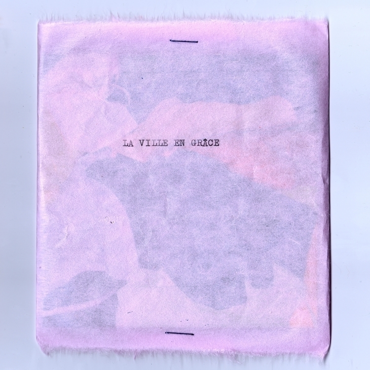 'La ville en grâce' ep Pink ver - davidlavaysse | ello