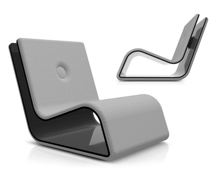 Ballistic lounge chair concept - jamesowendesign | ello