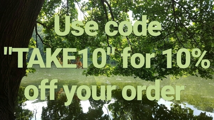 check listings code TAKE10 10%  - lunationcreations | ello