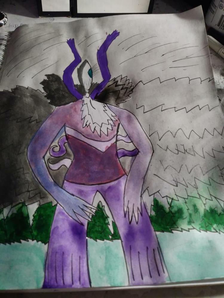 Keirthan watercolor redone - art - artsycosmicdreamer | ello