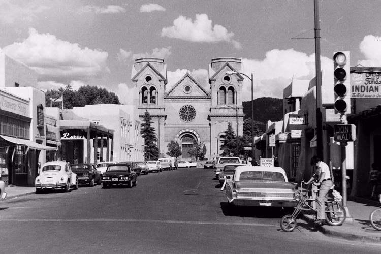 Photo - Santa Fe Mexico - foundphoto - marksusina | ello