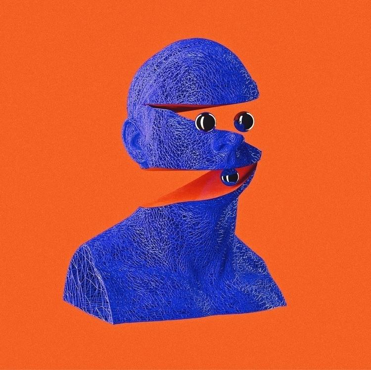 sense  - C4d, cgi, concept, artwork - kaaniscan | ello