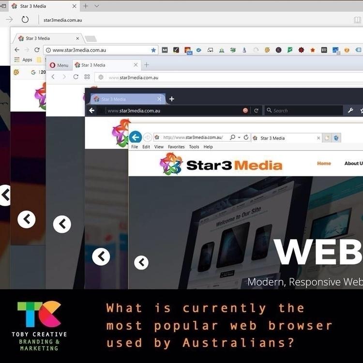 popular web browser Australians - tobycreative | ello