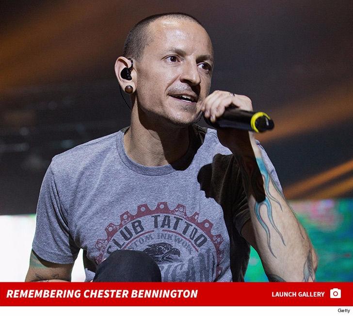 Singer Chester Dead, Commits Ha - alternative-news   ello