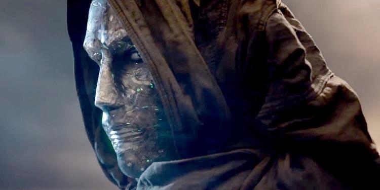 Doctor Doom movie coming Legion - bonniegrrl | ello