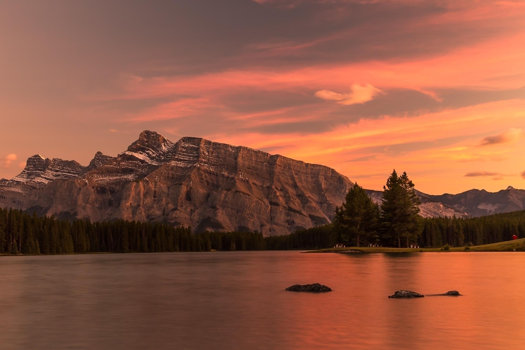 **Banff National Park, Canada - travel - papa_delta | ello