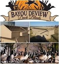 BAYOUDEVIEW DUCKBLINDS Pit Monr - bayoudeview | ello
