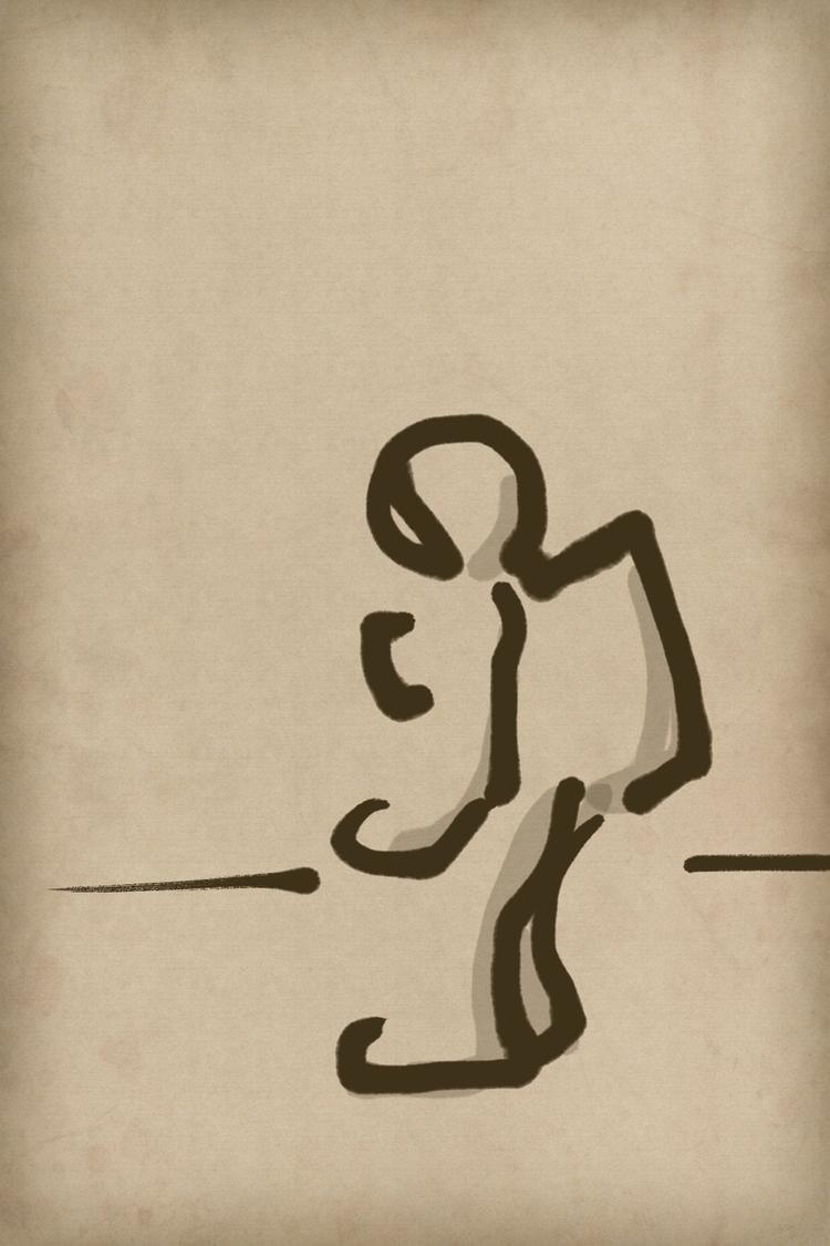 Daily zen art - illustration, drawing - sascha-alexander | ello