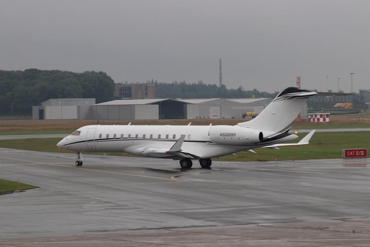 Bombardier Global 6000 - matias23 | ello