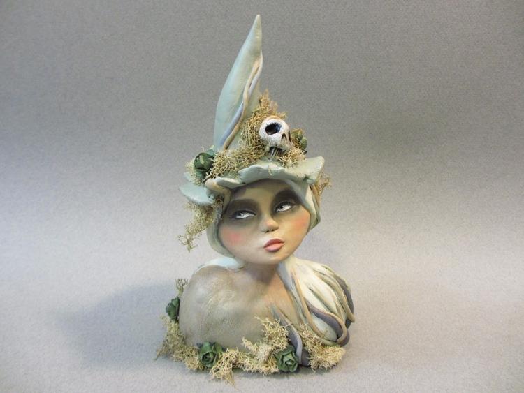 Swamp Witch - artdoll, pagan, paganart - amberleilani | ello