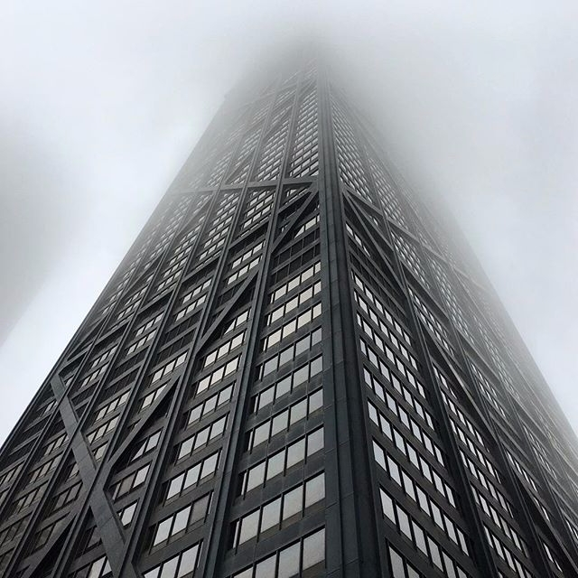 Towering clouds - John Hancock  - grahamello | ello