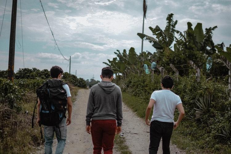Tebaida, Colombia - Travel, Friends - svntivgo | ello