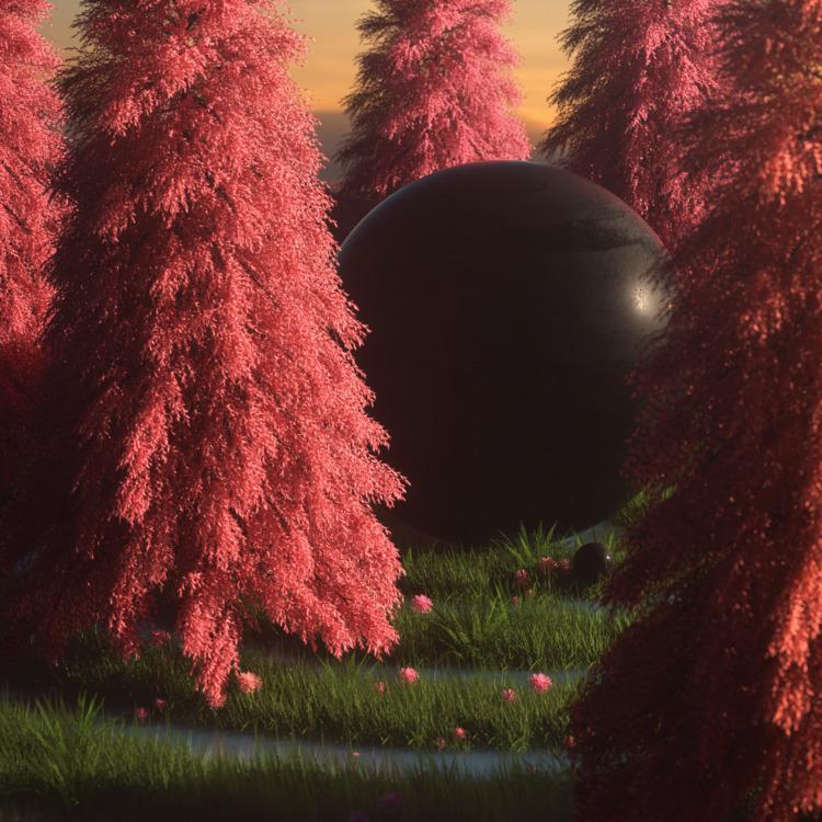 BLOSSOM - Cinema4D, C4D, Art, Render - mindofimpact | ello