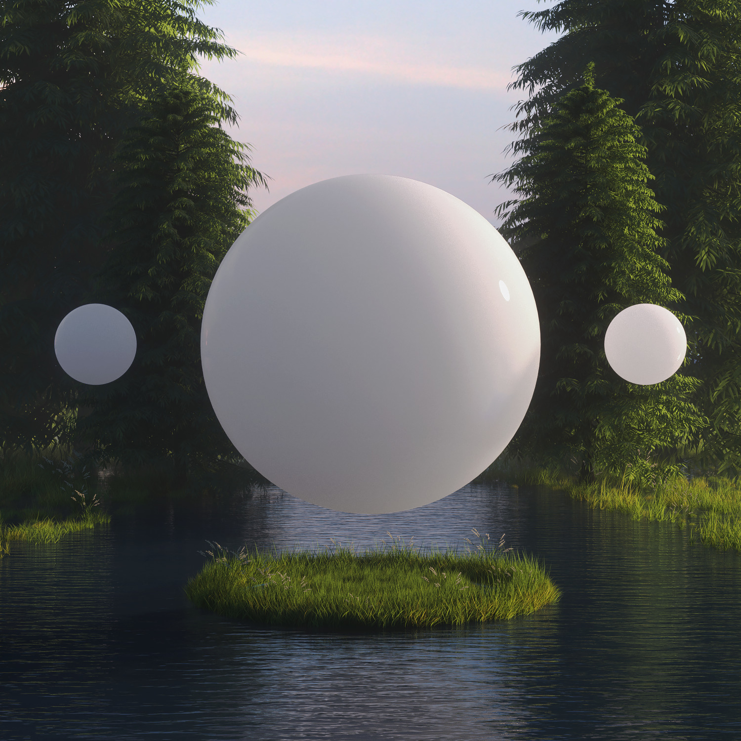 ASCEND - Cinema4D, C4D, Art, Render - mindofimpact | ello