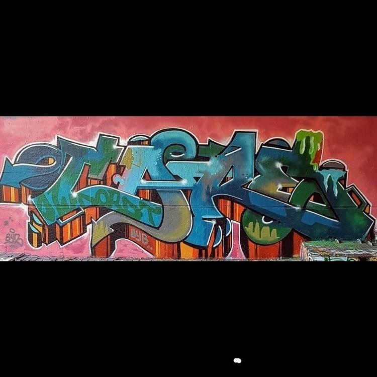 CARE, DWD, CFH, BYB, Dedication - graffitidordrecht | ello