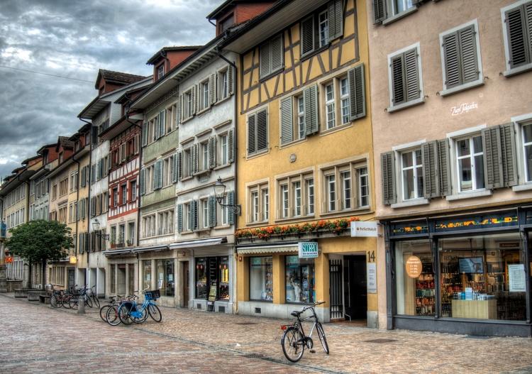 Street Winterthur. Winterthur S - neilhoward | ello