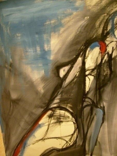 Oil canvas 100x70, Love - jazzarts - jazzarts   ello