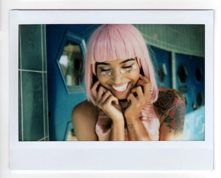 Model: Tiffany Matthews Photogr - laurajohnstonart | ello