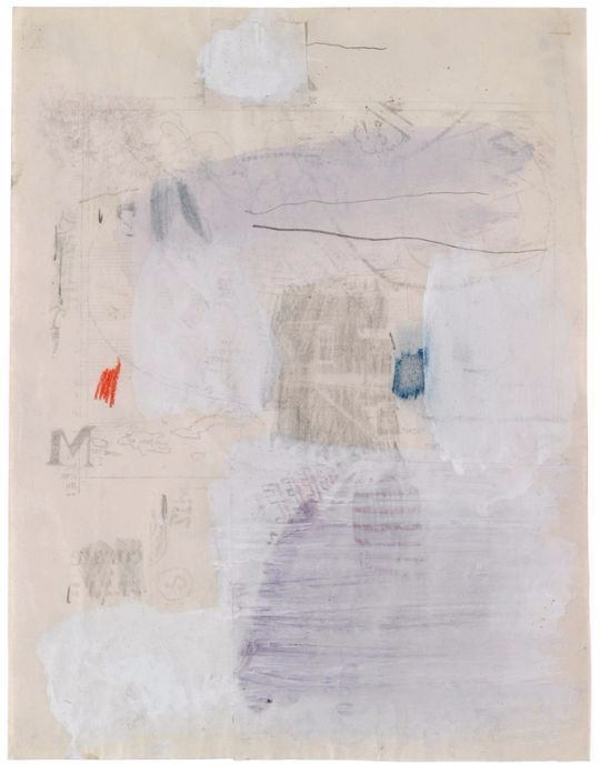 Robert Rauschenberg | Untitled  - modernism_is_crap | ello